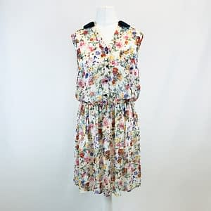 Red Herring Floral Shirt Dress Size 12