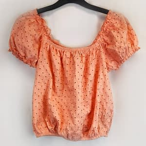 New Look Pink Top Size 8