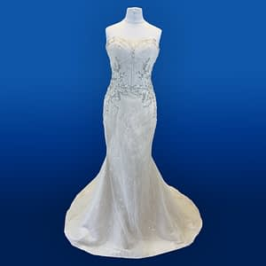 Georgia Wedding Gown From the Donna Lee Brides Collection Size 6