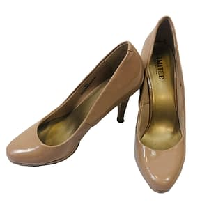 Limited Collection Nude Heels Size 6.5