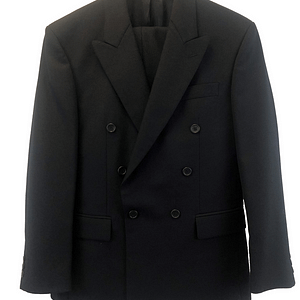 Charlton Gray Navy Two-Piece Suit