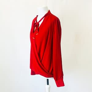 River Island Red Top Size 10