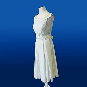 Pearl And Olive White Dress Size 10