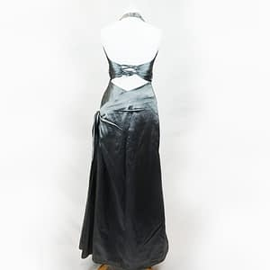 Sexyher Silver Prom Dress Size 8